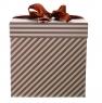 "Коробка подарочная ""Классика"" (22*22см) (0355JH)"