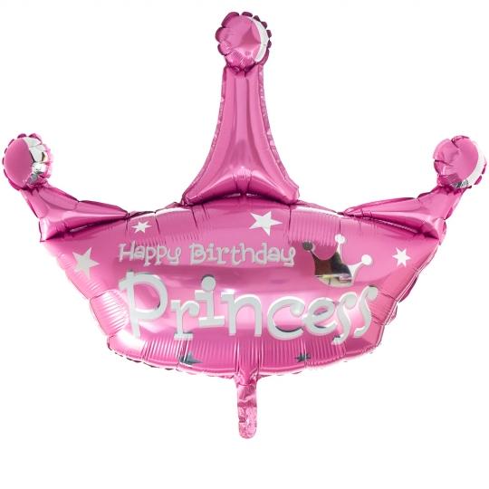 """Шар надувной, набор """"Принцесса"""", 5 шаров (0462JH)"""