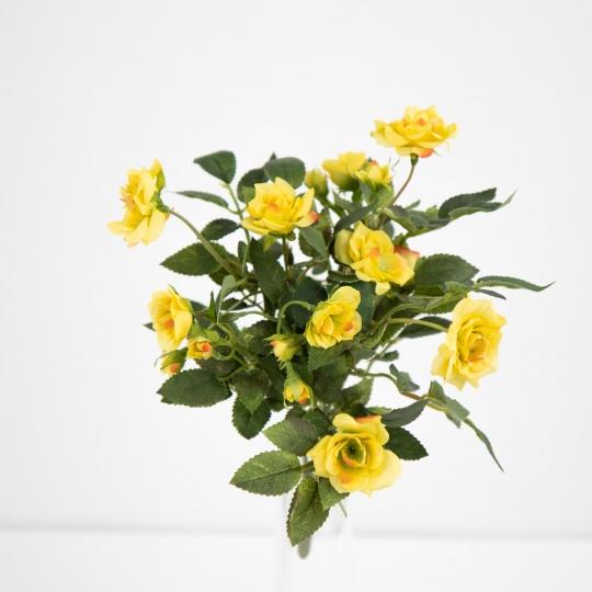 Роза (30 см) (084F/yellow)