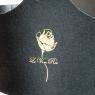 Коробка для цветов (0061Jblack)