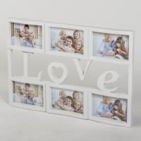 Фотоколлаж (white, 50x34 см)