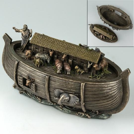 """Статуэтка """"Ноев ковчег"""" (25*13 см) (76675A4)"""