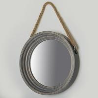 Настенное зеркало (диаметр - 40 см)