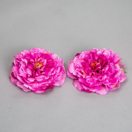 Головка пионовидной розы 2 см. *рандомный выбор цвета (8502-010)