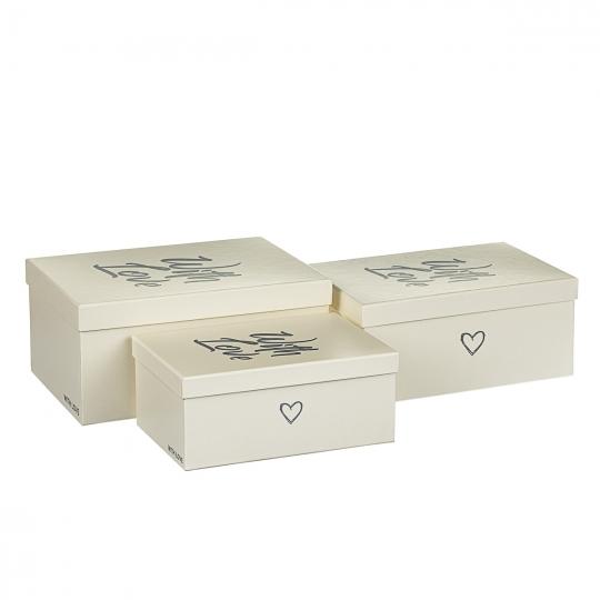 """Набор коробок """"Эбби"""" (8425-006)"""