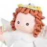 Подвеска новогодняя Ангелочек микс (0526J)