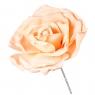 Цветок для фотозоны персиковый (маленький) (0385JA-А)