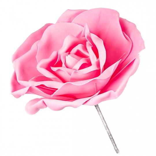 Цветок для фотозоны розовый (маленький) (0384JA-А)