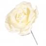 Цветок для фотозоны белый (маленький) (0383JA-А)