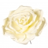 Цветок для фотозоны белый (средний) (0383JA-В)