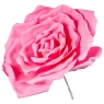 Цветок для фотозоны розовый (средний) (0384JA-В)