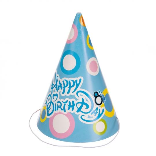 """Колпак, набор """"Happy birthday"""" (8027-006)"""