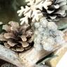 """Декор подсвечник """"Снежный лес"""" (8004-013)"""