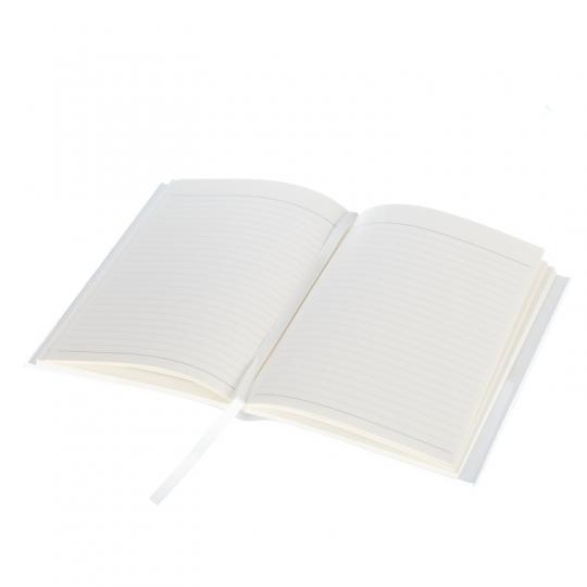 """Блокнот """"Сияние"""" серебро (96 листов) (0382JH)"""