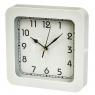 "Часы ""Белый квадрат"" (23см) (2003-016)"