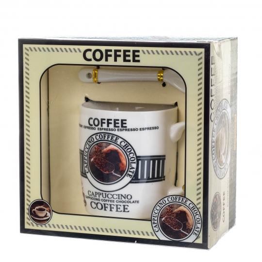 """Чашка """"Кофе"""" 200 мл. *рандомный выбор дизайна (8201-005)"""