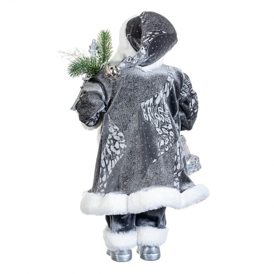 """Фигурка """"Санта с башней"""" (6011-001)"""