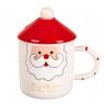 """Кружка заварник """"Санта Клаус"""" *Рандомный выбор дизайна (8008-003)"""