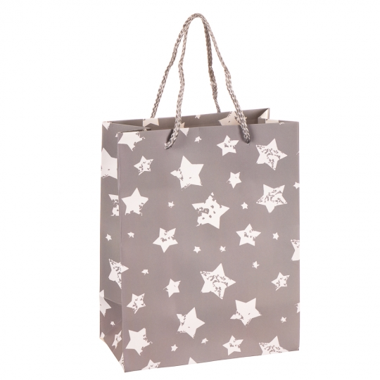 """Подарочный пакет маленький """"Звёзды"""" (8010-002)"""