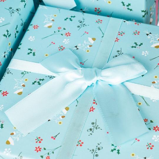 "Набор коробок ""Гармония"" голубой (0175JA-A)"