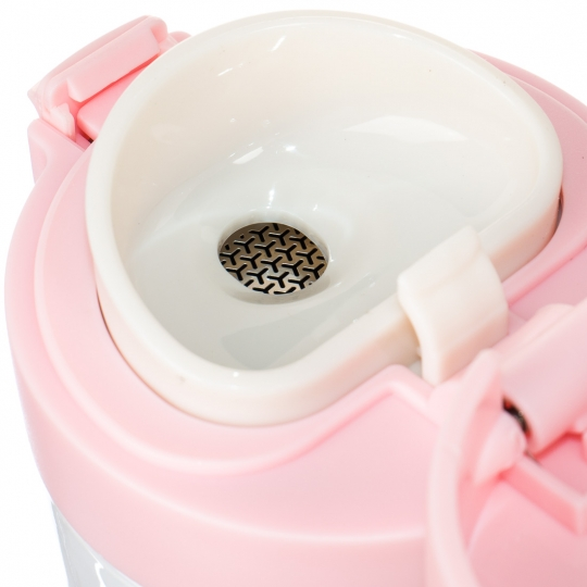 """Термос металлический серия """"Розовый фламинго"""", 250мл  *(рандомный выбор дизайна) (0575J)"""