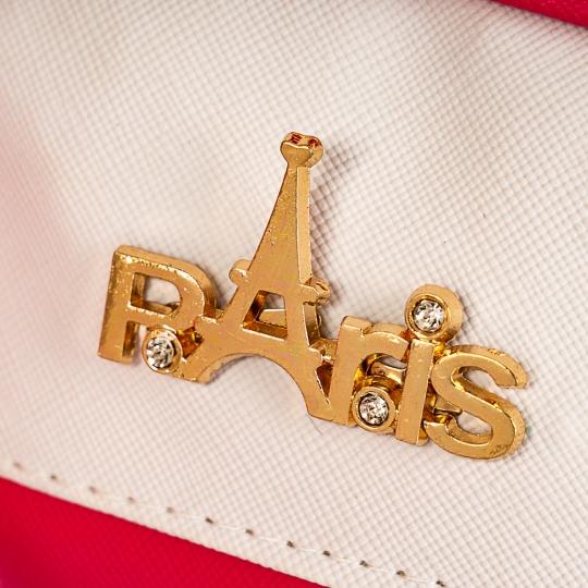 """Набор косметичек """"Paris""""  * рандомный выбор дизайна (0430J)"""