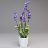Искусственный цветок (31 см, керамика)