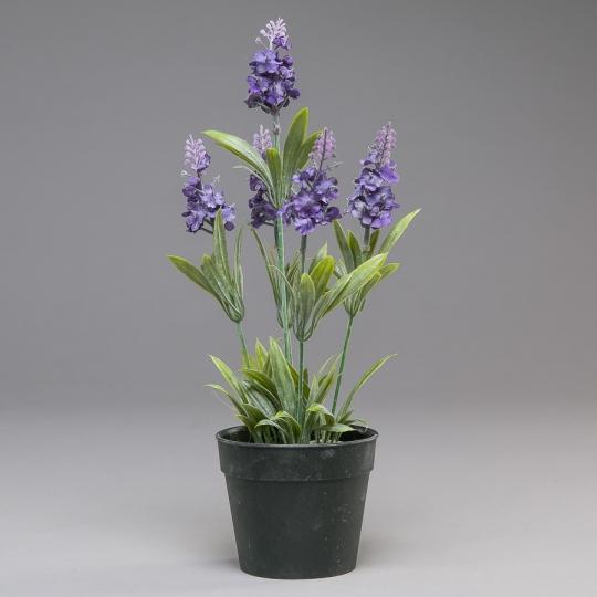 Искусственный цветок (30 см, пластик) (023FW)