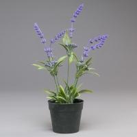 Искусственный цветок (32 см, пластик)