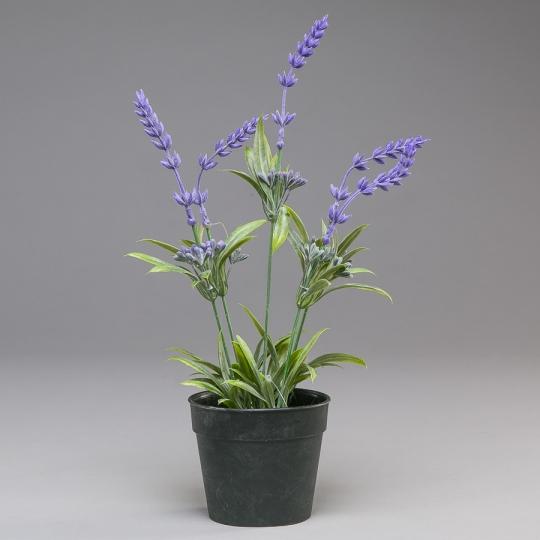 Искусственный цветок (32 см, пластик) (024FW)