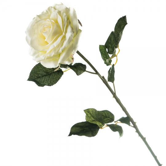Роза (85 см) (027FS-WT)