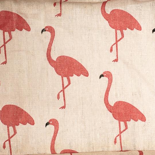 """Набор корзин для белья """"Фламинго"""" 5 шт. (059PV)"""