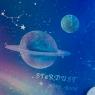 """Блокнот """"Вселенная"""" большой 4 вида (клетка) (8129-008)"""