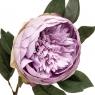 """Цветок искусственный """"Пион ажурный лиловый"""" (8100-014)"""