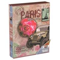"""Фотоальбом """"Путешевствие в Париж"""" 200 фото, 13х18 см"""