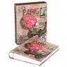 """Фотоальбом """"Путешевствие в Париж"""" 200 фото, 13х18 см (0167JA-A)"""