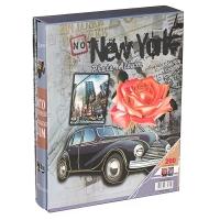 """Фотоальбом """"Путешевствие в Нью-Йорк"""" 200 фото, 13х18 см"""