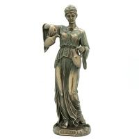 """Статуэтка """"Кардинальные добродетели - """"Справедливость"""" (28 см)"""