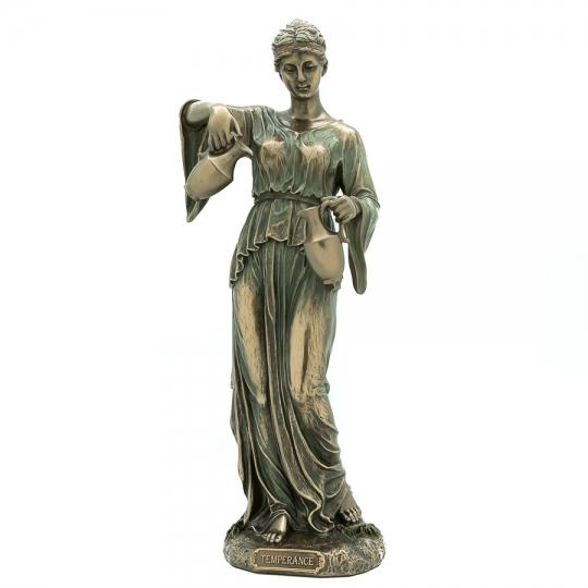 """Статуэтка """"Кардинальные добродетели - """"Справедливость"""" (28 см) (76447A4)"""