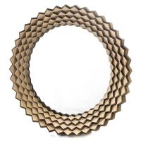 Настенное зеркало (диаметр - 57 см)