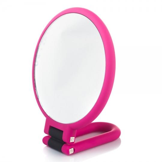 Косметическое зеркало (диам. - 14 см)