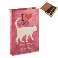 """Книга-сейф """"Кошка"""" (26*17*5 см)"""