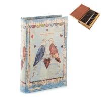 """Книга-сейф """"Сказочные птицы"""" (26*17*5 см)"""