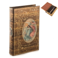 """Книга-сейф """"Paris"""" (26*17*5 см)"""