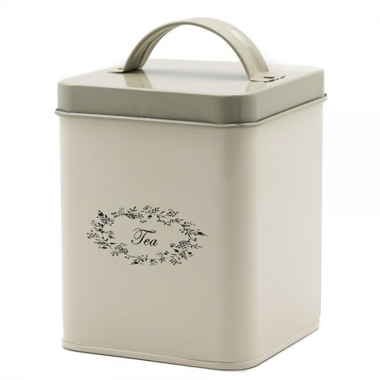 Контейнер для продуктов (чай, 11*11*14 см) (003SK/Tea)