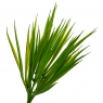 Куст травы зелёный искусственный (8408-059)