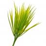 Куст травы зелёно-желтый искусственный (8408-060)