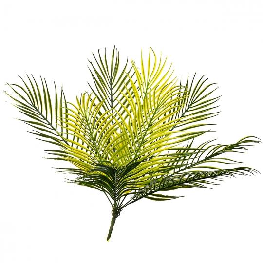 Ветвь ареки зелёно-желтая искусственная (8408-063)