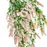 Свисающая зелень с цветочками (8412-004)