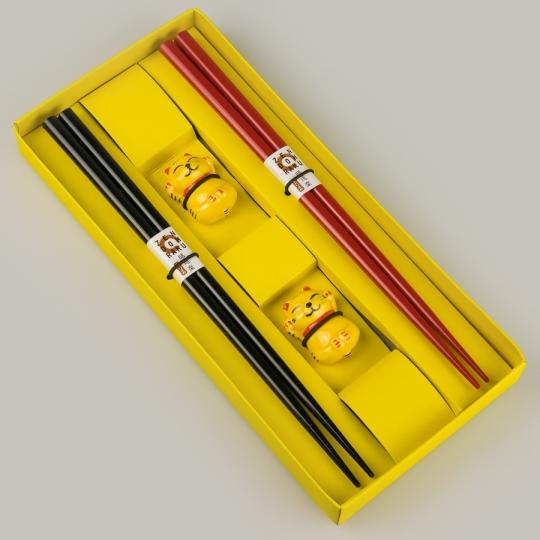 Палочки для суши (2 пары) (0065BC)